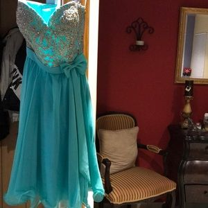 Damas by Tiffany dress